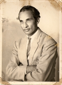 """Teacher Randall"" in 1962"